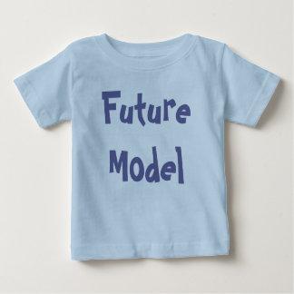 Future Model Baby T-Shirt