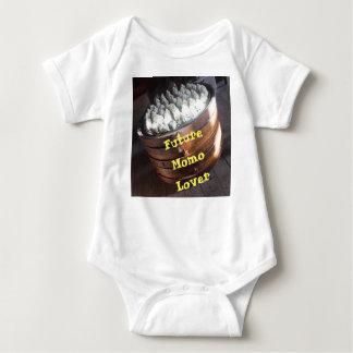 Future Momo Lover Baby Bodysuit