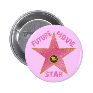 FUTURE MOVIE STAR PIN