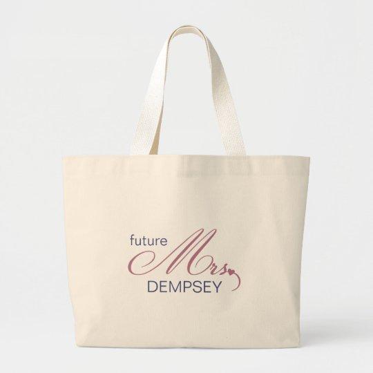 Future Mrs. Customisable Bag