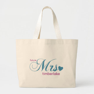 Future Mrs. Customizable Bag