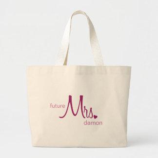 Future Mrs. Customizable Bag