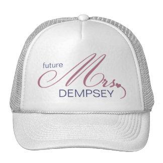 Future Mrs. Customizable Hat