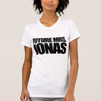 Future Mrs. Jonas T-Shirt