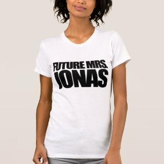 Future Mrs Jonas Tee Shirts