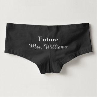 Future Mrs. Panties Hot Shorts