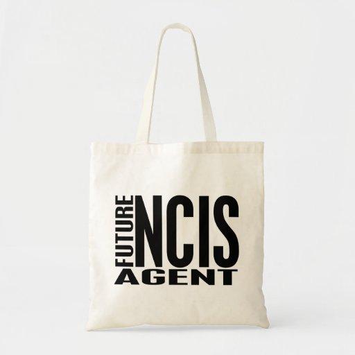 Future NCIS Agent Tote Bags