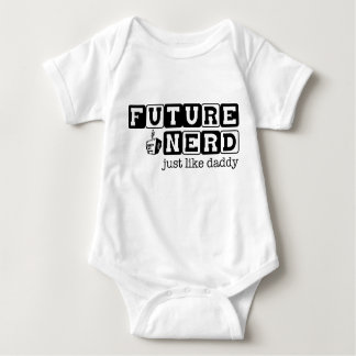 Future nerd..just like daddy ~ Graphic Tee