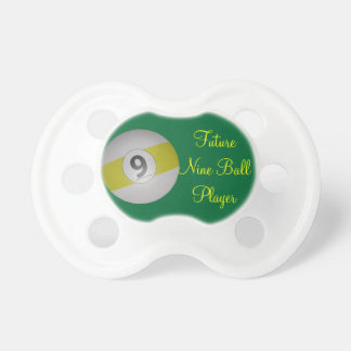 Future Nine Ball Billiard Player Dummy