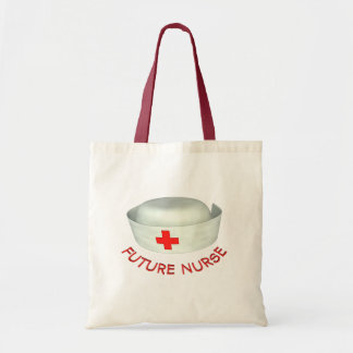 Future Nurse Budget Tote Bag