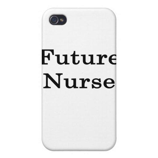 Future Nurse iPhone 4/4S Cover