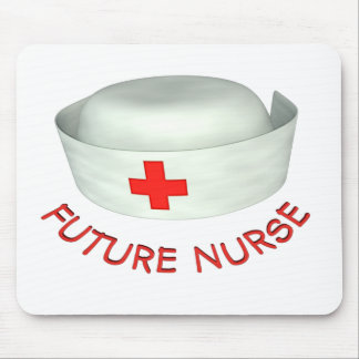 Future Nurse Mouse Mat