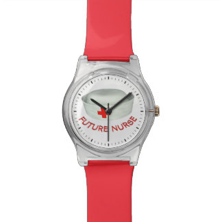 Future Nurse Wrist Watches