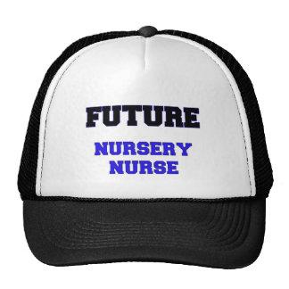 Future Nursery Nurse Cap