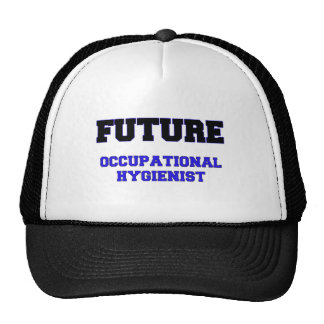 Future Occupational Hygienist Mesh Hats