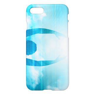 Future of Technology with a Professional Reaching iPhone 7 Case
