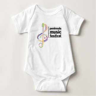 Future Orchestra Member Baby Bodysuit