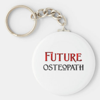Future Osteopath Key Ring