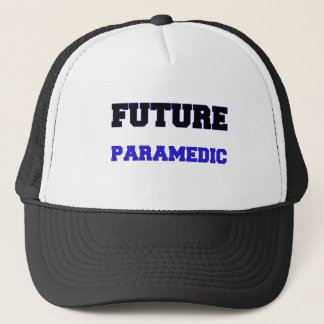 Future Paramedic Trucker Hat
