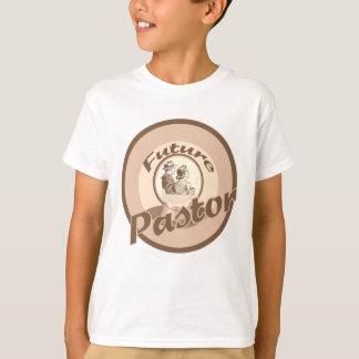 Future Pastor Kids Occupation T-shirt