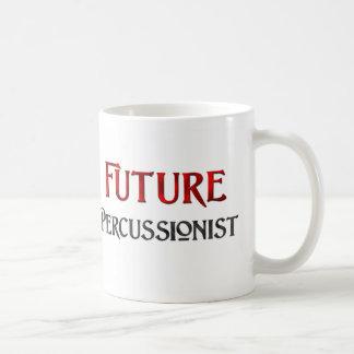 Future Percussionist Coffee Mug