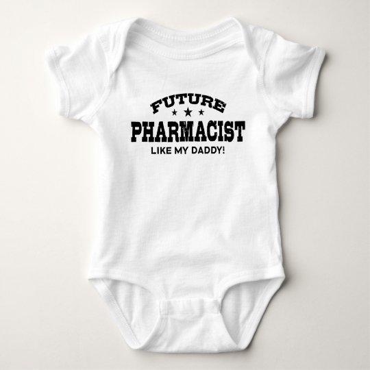 Future Pharmacist Like my Daddy Baby Bodysuit