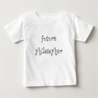 Future Philosopher infant shirt