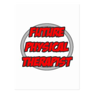 Future Physical Therapist Postcard