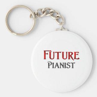 Future Pianist Keychain