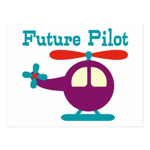 Future Pilot Post Cards