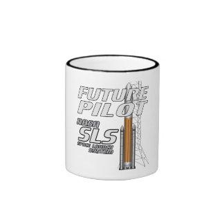 Future Pilot Ringer Mug