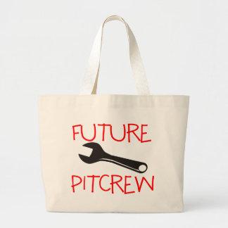Future Pitcrew Canvas Bags