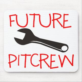 Future Pitcrew Mousepad