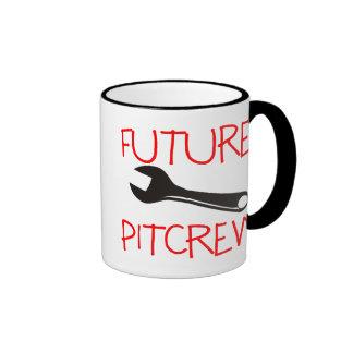 Future Pitcrew Mug
