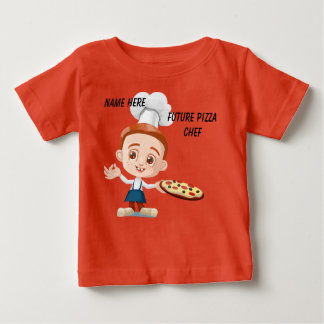 Future Pizza Chef Tee
