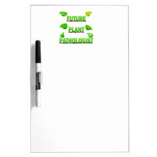 Future Plant Pathologist Dry Erase Whiteboards