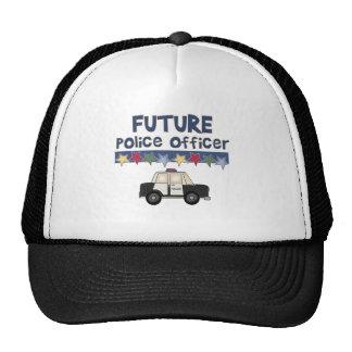 Future Police Officer  Trucker Hat