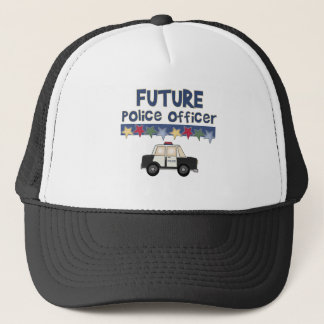 Future Police Officer  Trucker Hat