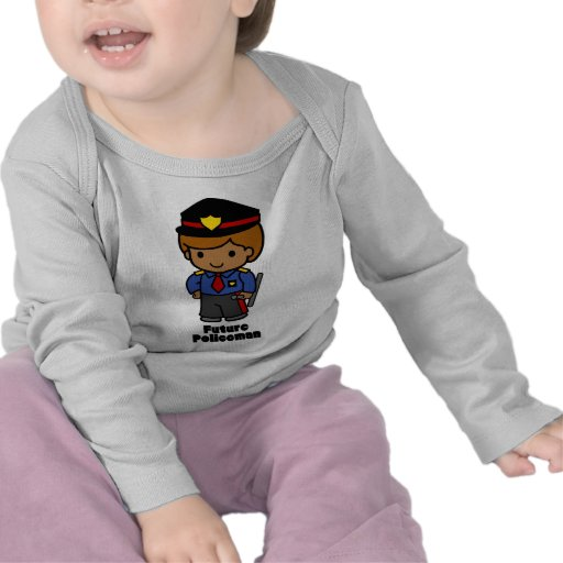 Future Policeman - Boy Tees