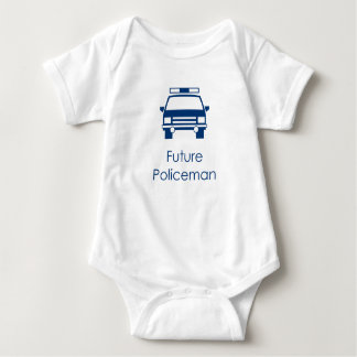 Future Policeman Tshirt