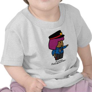 Future Policewoman Shirt