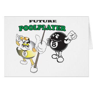 Future Pool Player Card