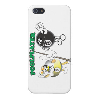 Future Pool Player iPhone 5/5S Case