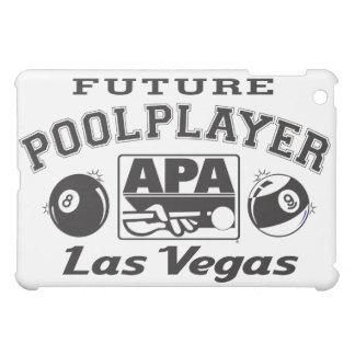 Future Pool Player Las Vegas iPad Mini Cover