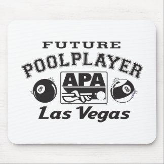 Future Pool Player Las Vegas Mouse Mat
