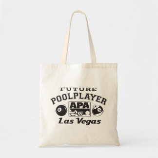 Future Pool Player Las Vegas Tote Bag