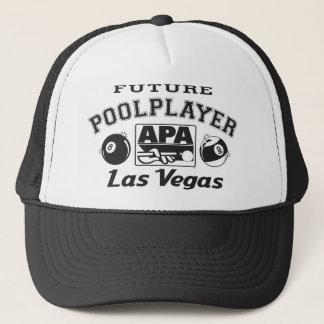 Future Pool Player Las Vegas Trucker Hat