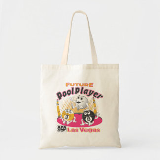 Future Pool Player - Pink Tote Bag