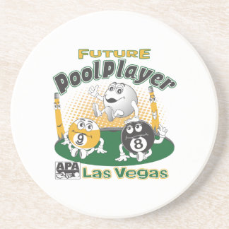 Future Pool Player - Yellow Coaster