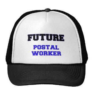 Future Postal Worker Mesh Hat